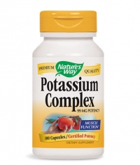 NATURES WAY Potassium Complex / 100 Caps.