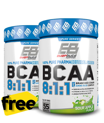 promo-stack Black BCAA Stack