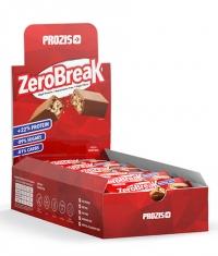 PROZIS ZeroBreak Crunchy Protein Chocolate / 12x49g.