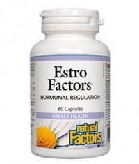 NATURAL FACTORS Estro Factors 305mg. / 60 Caps.
