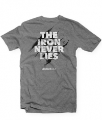 BIOTECH USA IRON GREY T-SHIRT