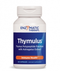 ENZYMATIC THERAPY Thymulus / 60 Caps.