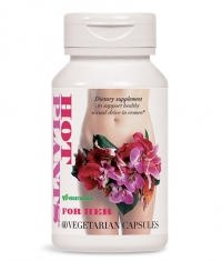 ENZYMATIC THERAPY Hot Plants® For Her / 60 Vcaps.
