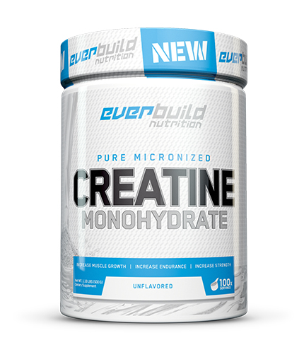 EVERBUILD Creatine Monohydrate