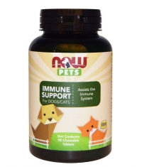 NOW PETS Immune Support / 90 Chew.