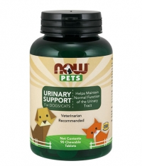 NOW PETS Urinary Support / 90 Chew.