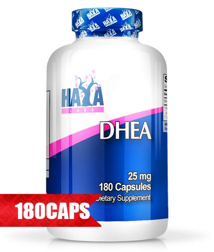 haya-labs DHEA 25mg. / 180 Caps.
