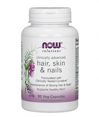 NOW Hair, Skin & Nails / 90Vcaps.