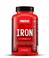 PROZIS Iron 20mg. / 60 Caps.