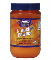 NOW L-Leucine Powder 255g
