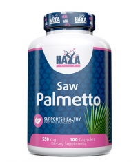 HAYA LABS Saw Palmetto 200mg / 60 Softgels