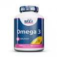 HAYA LABS Omega 3 1000mg. / 100 Softgels