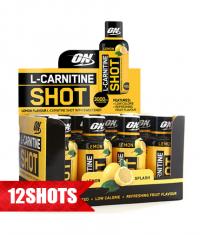 OPTIMUM NUTRITION L-Carnitine Shot 3000mg. / 12 Shots