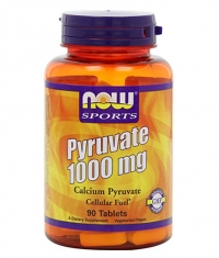 NOW Pyruvate 1000mg / 90Tabs.