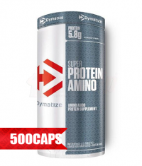 DYMATIZE Super Amino 6000 / 500 Caps.