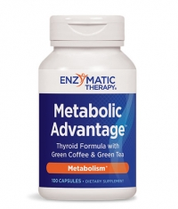 ENZYMATIC THERAPY Metabolic Advantage 660mg. / 100 Caps.