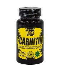 CVETITA HERBAL L-Carnitine 500mg. / 30 Caps.
