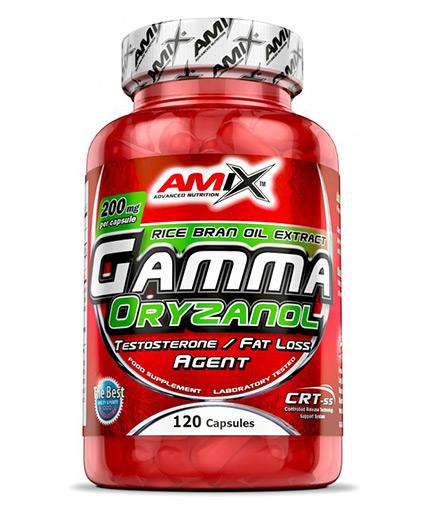 AMIX Gamma Oryzanol 90 Caps.