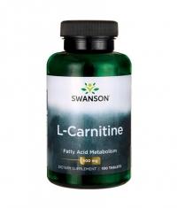 SWANSON L-Carnitine 500mg. / 100 Tabs.