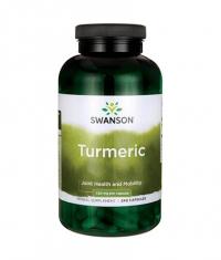 SWANSON Turmeric 720mg. / 240 Caps
