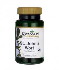 SWANSON St. John's Wort 375mg. / 60 caps