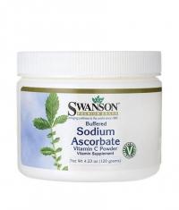 SWANSON Buffered Sodium Ascorbate Vitamin C Powder