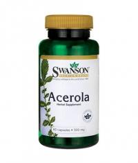 SWANSON Acerola 500mg. / 60 Caps