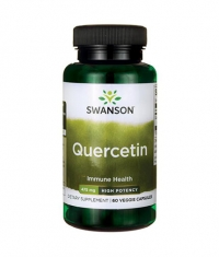 SWANSON Quercetin - High Potency 475mg. / 60 Vcaps