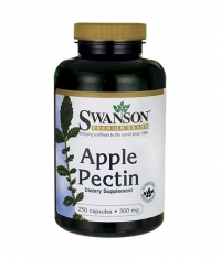 SWANSON Apple Pectin 300mg. / 250 Caps