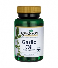 SWANSON Garlic Oil / 250 Soft