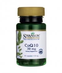 SWANSON CoQ10 30mg. / 60 Caps