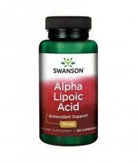 SWANSON Alpha Lipoic Acid 100mg. / 120 Caps