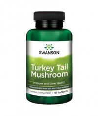 SWANSON Turkey Tail Mushroom 500mg. / 120 Caps