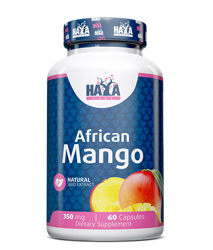 haya-labs African Mango 350mg / 60 Caps.