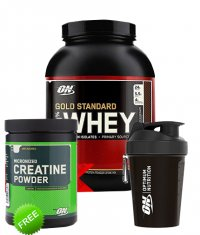 PROMO STACK Optimum Nutrition BF 1