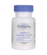 SWANSON Obesity & Appetite Control / 100 Tabs