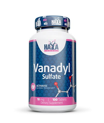 haya-labs Vanadyl Sulfate / 100 Tabs