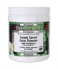 SWANSON Sweet Carrot Juice Powder