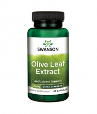 SWANSON Olive Leaf Extract - Extra Strength 750mg. / 60 Caps