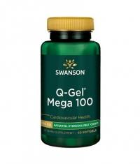 SWANSON Q-Gel Mega 100mg. / 60 Soft
