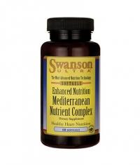 SWANSON Mediterranean Nutrient Complex / 60 Soft