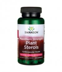 SWANSON Maximum Strength Plant Sterols CardioAid / 60 Caps