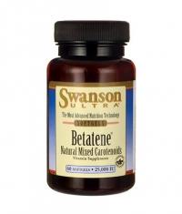 SWANSON Betatene Natural Mixed Carotenoids / 60 Soft
