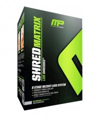MUSCLE PHARM Shred Matrix 120 Caps.