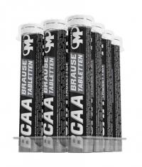 MAMMUT BCAA Effervescent Tablets / 12x16 Tabs