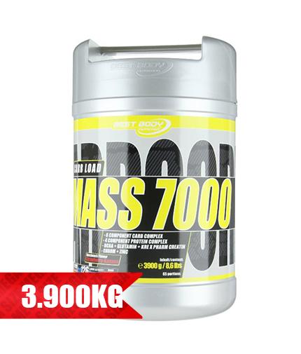 best-body Hardcore Mass 7000