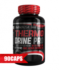 BIOTECH USA Thermo Drine Pro 90 Caps.