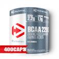 DYMATIZE BCAA Complex 2200 mg. / 400 Caps.