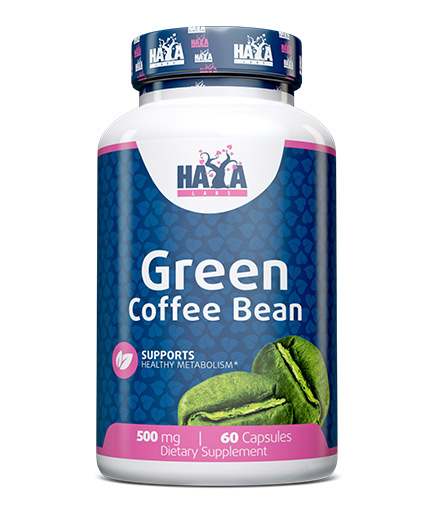 haya-labs Green Coffee Bean Extract 500mg / 60 Caps.