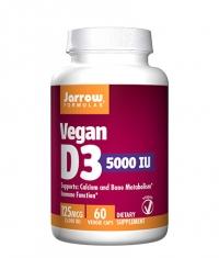Jarrow Formulas Vegan D3 5000IU / 60 Vcaps